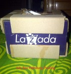 Packing Lazada